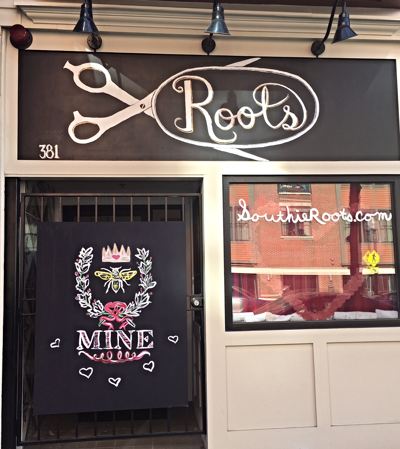 Roots Hair Salon Valentine's Day