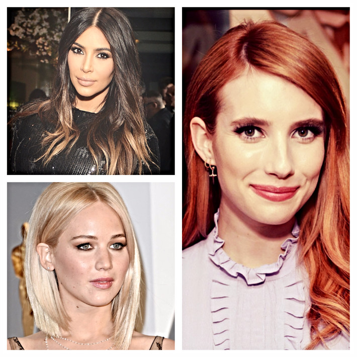 Cool-Girl Hair Color Trends of 2016