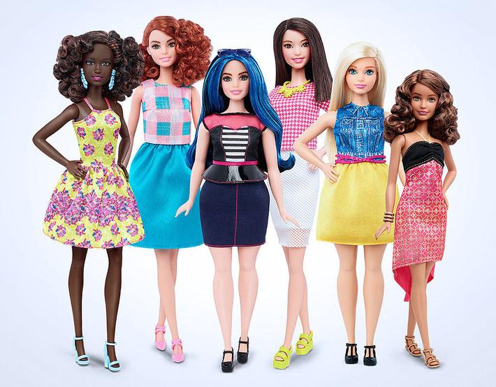 Barbies new figure
