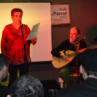30 november Poems and Pints / Pilsnerpoesi