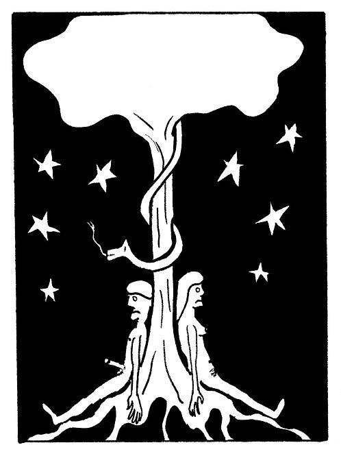 Adam och Eva av Jonas Svensson