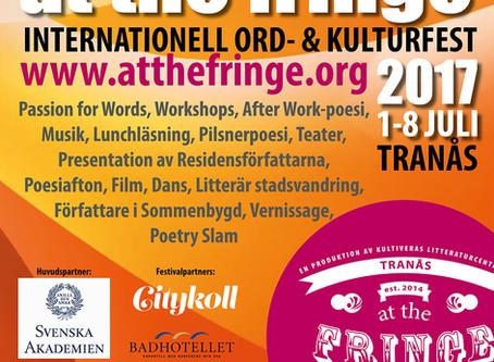 Tranås at the Fringe 1-8 juli