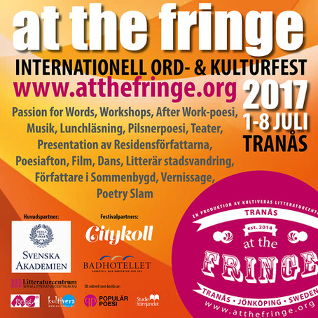 Tranås at the Fringe 1-8 juli