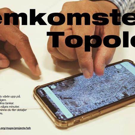 Installation: Hemkomstens Topologi