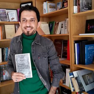 Fristadsförfattaren Ali Tharebs Ömsint man från knivarnas rike