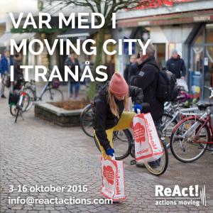 ReAct! Moving City Tranås 2016