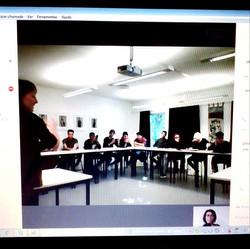 skype meeting December 2016