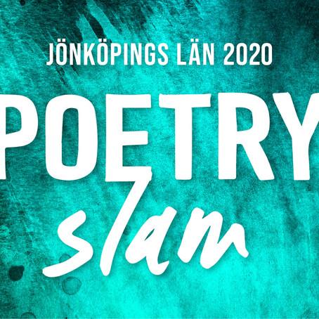 Poetry Slam Tranås - deltävling 1