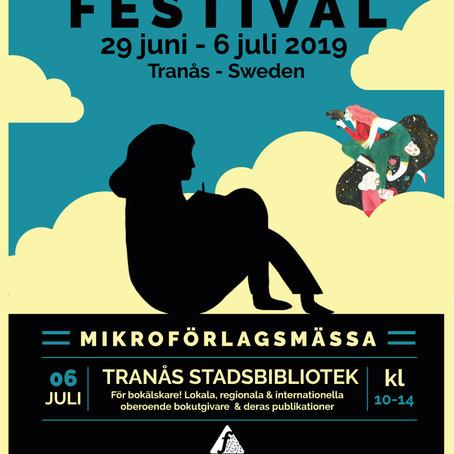 Microförlagsmässan på Fringe 2019