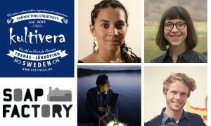 Tid och plats: Fyra konstnärer på G från Minnesota i Tranås