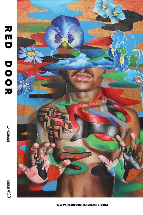 Red Door Magazine #23 – LANGUAGE