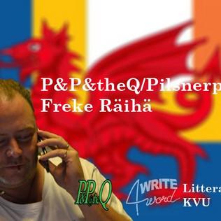 8 June P&P@theQ/Pilsnerpoesi with Freke Räihä