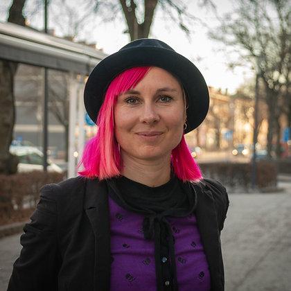Louise Halvardsson