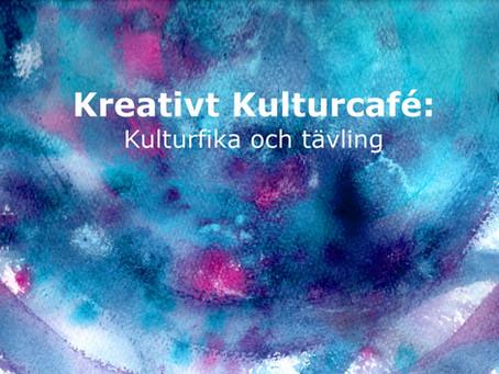 KREATIVT KULTURCAFÉ TRANÅS