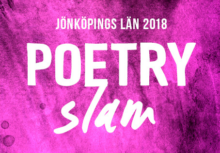 Poetry Slam på Plan B Tranås.