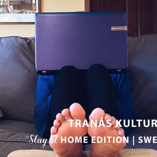 at the Fringe - Stay at Home Edition 9 - 18 okt 2020
