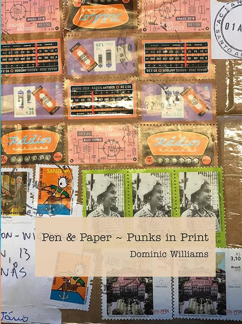 Pen & Paper - Punks in Print