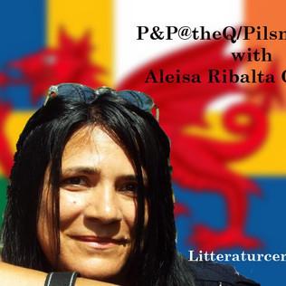 22 June Pilsnerpoesi with Aleisa Ribalta Guzmán