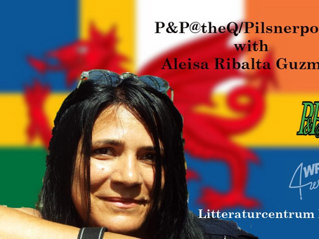 22 June Pilsnerpoesi with Aleisa Ribalta Guzmán