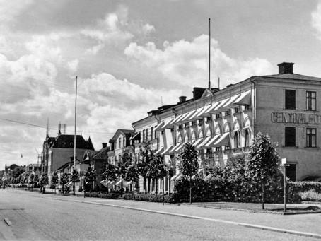 Centralhotellet (Hotel Åberg) audioguide med Magnus Grehn