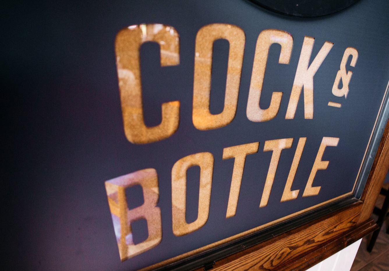 Cock & Bottle 5