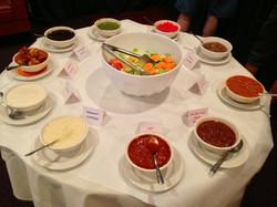 Chatni Table