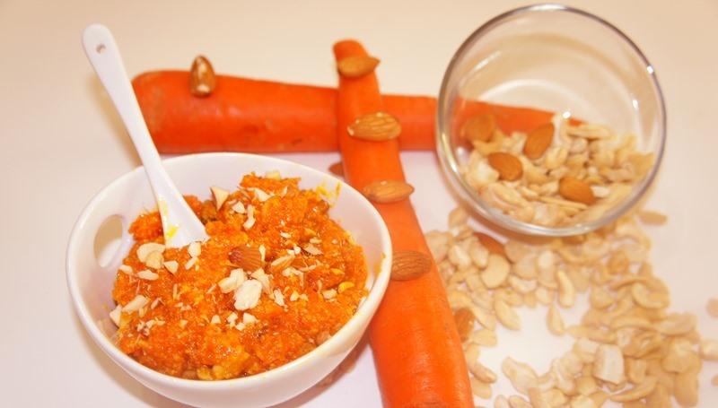 Gaajar(Carrot) Halwa
