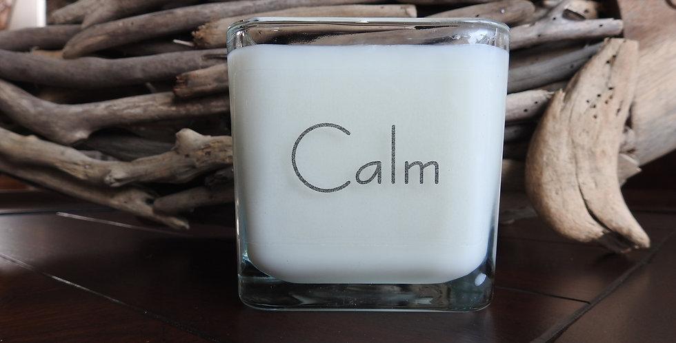 Glass Cube - Calm