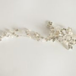 bridal hair vine 'abbe'