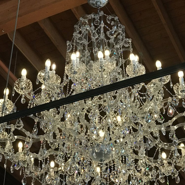 Chandelier I Proxy electric