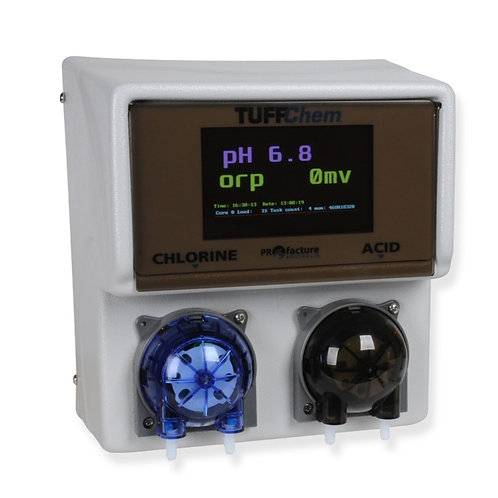 TuffChem – Pro Series ORP & pH Controllers