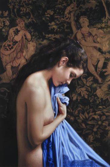 The Blue Shawl-1987