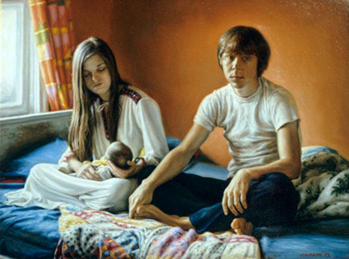 Children-18''x24''1969