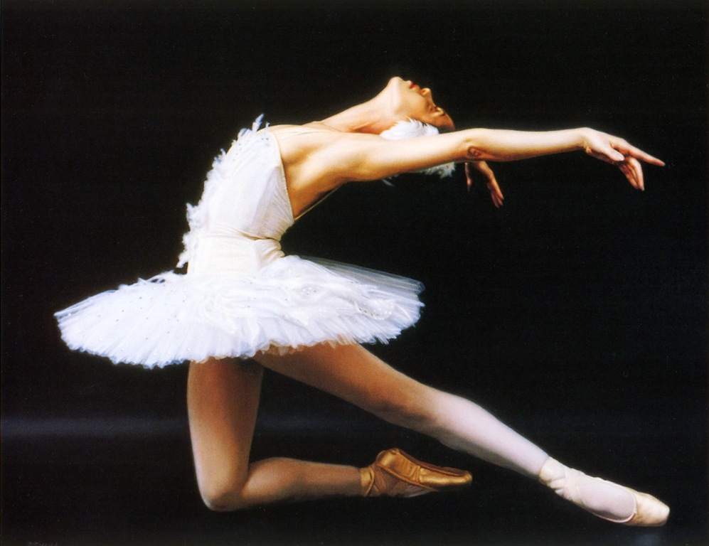 Dying Swan 1988