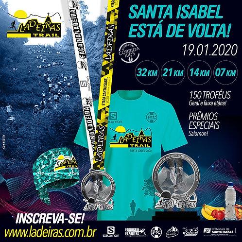 LADEIRAS TRAIL Etapa Santa Isabel 2020 (Público Geral)