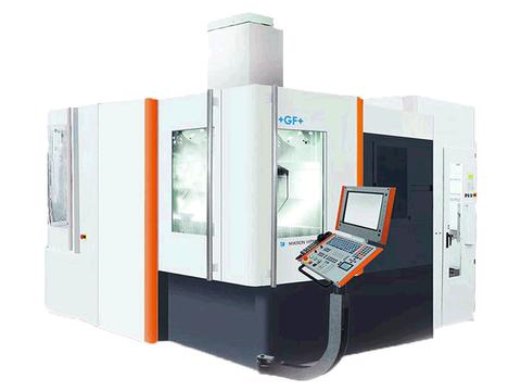 GFMS Mikron HPM 450u
