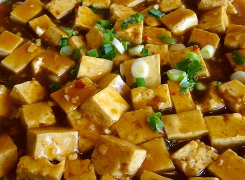 Tofu (Schezuan Style)