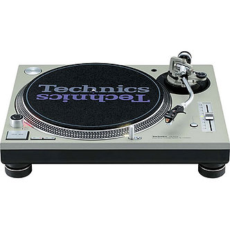Technics SL-1200MK Direct Drive Turntable