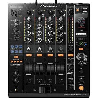 Pioneer DJM900 Digital DJ Mixer (4 Channel)