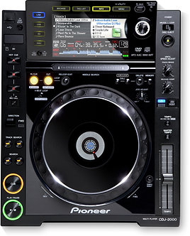 Pioneer CDJ-2000 Digital DJ Turntable