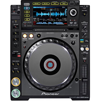 Pioneer CDJ-2000NXS Digital DJ Turntable
