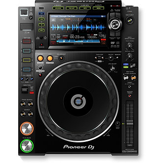 Pioneer CDJ-2000NXS2 Digital DJ Turntable