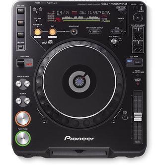 Pioneer CDJ1000 MK3 Digital DJ Turntable