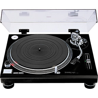 Technics SL-1210MK2 Black Record Turntable