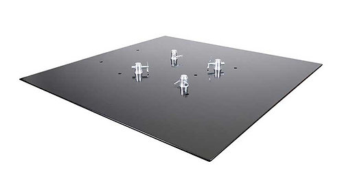 36'' x 36''(96lbs) Steel Base Plate
