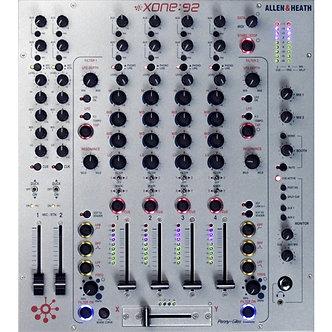 Allen & Heath XONE: 92 DJ Mixer (4Channel)