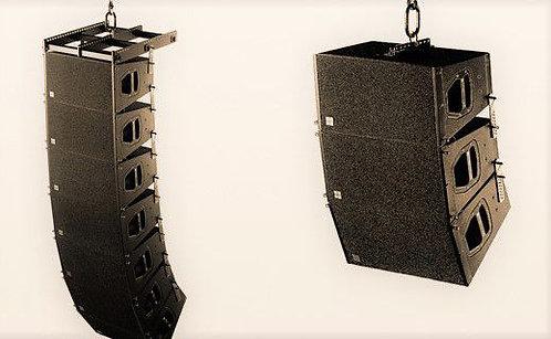 D&B audiotechnik Q1 Full line Array Module