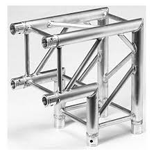 2-Way 90 Degree (15lbs) Square Truss Section