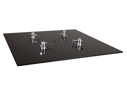 24'' x 24'' (49lbs) Steel Base Plate