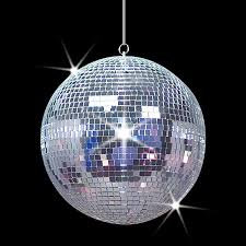 "American DJ Mirror ball 16"" with motor"